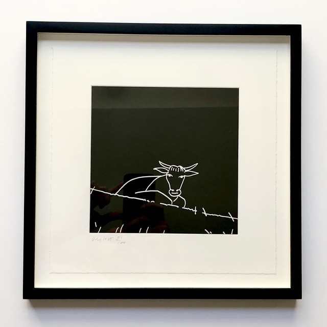 Alex Katz, 'untitled (Cow)', 2004, Stubbs Fine Art