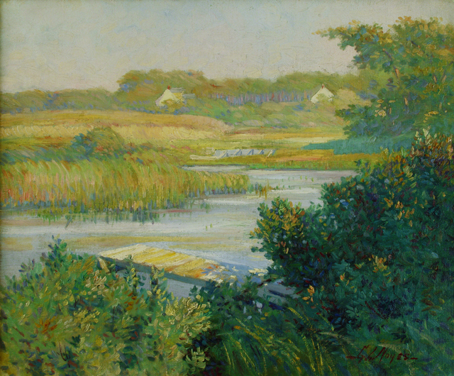 , 'Annisquam Marshes,' ca. 1905, Andrea S. Keogh Art and Design