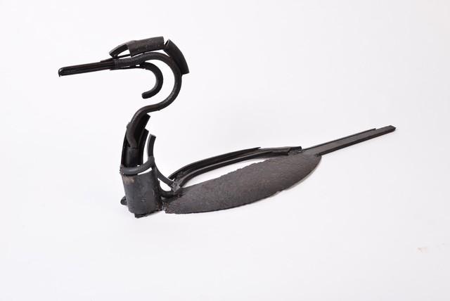 , 'SWIMMING CORMORANT,' 2018, Margaret River Art Gallery