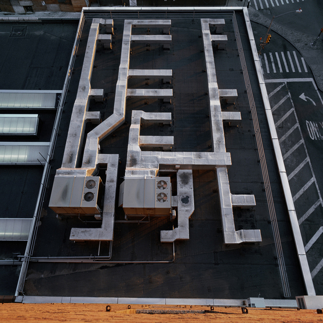 Daniel Mirer, 'Roof Top of Building, New York City', 2004, ElliottHalls