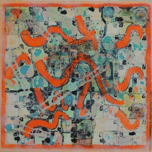 , 'Pilgrim's Progress 1,' , Wallace Galleries