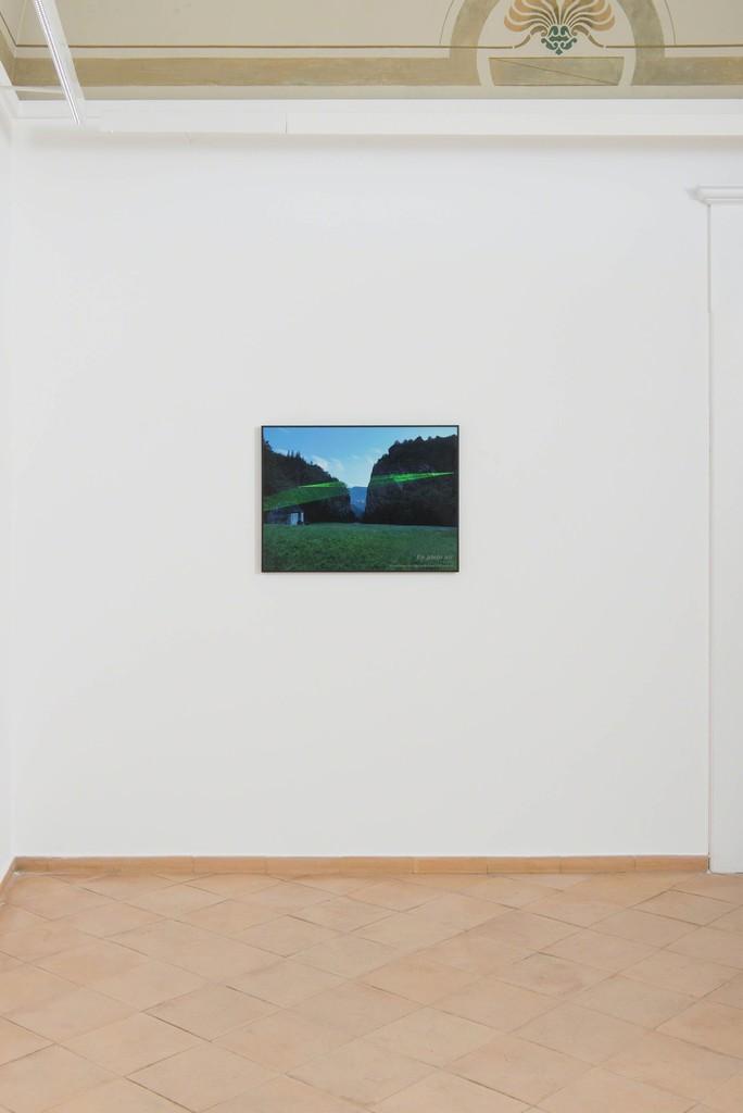 Mario Airò - installation view