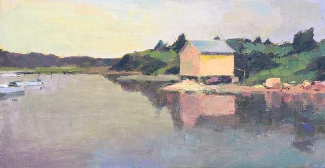 , 'Vineyard Oyster Shack,' 2010-2018, Eisenhauer Gallery