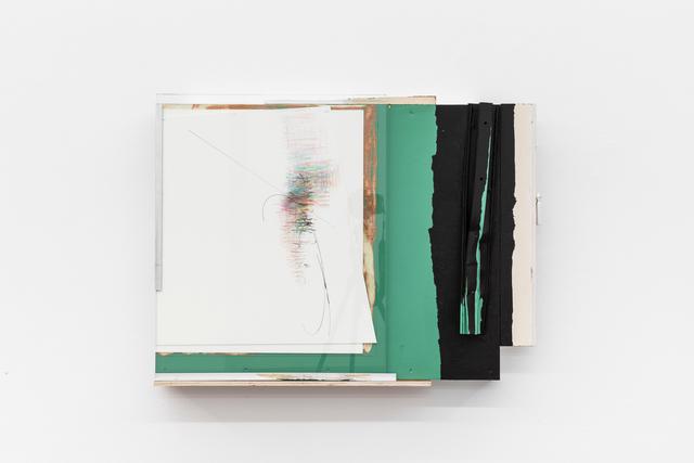 , 'The preliminary sketches #7,' 2019, Mai 36 Galerie