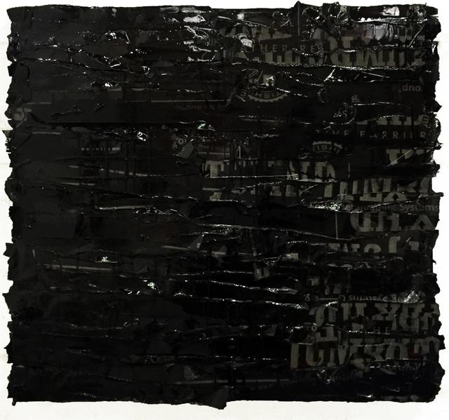 , 'Thoughts,' 2016, Salwa Zeidan Gallery