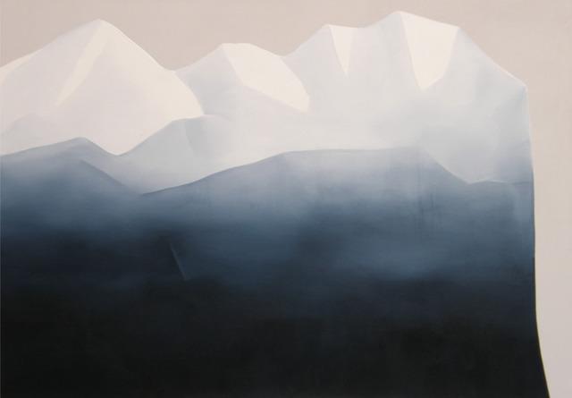 , 'Primero una montaña,' 2013, Art Nueve