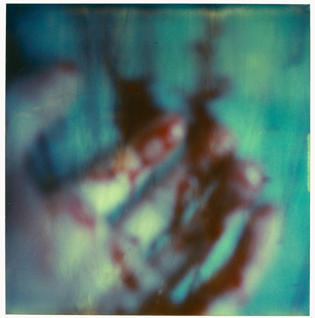 Stefanie Schneider, 'Mindscreen 02', 1999, Photography, Analog C-Print (Vintage Print), hand-printed by the artist, based on an expired Polaroid, Instantdreams