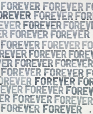 , 'Forever Forever Forever,' 2012, Heather Gaudio Fine Art