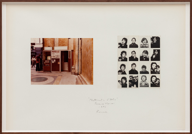 , 'Photomatic d'Italia (Roma),' 1973, P420