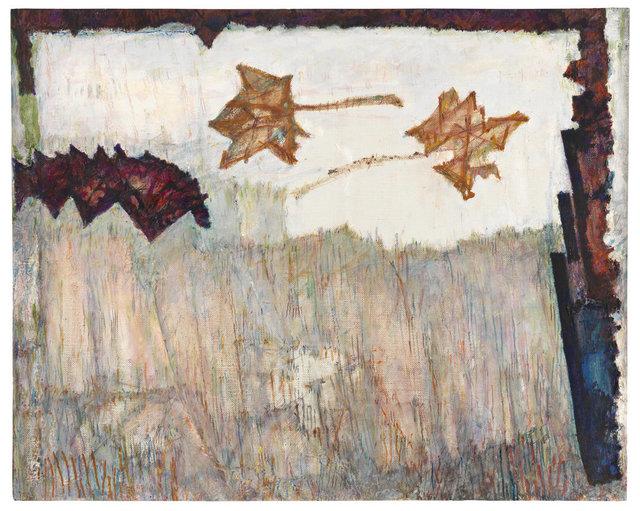 , 'Blätter I,' 1988, Ludorff