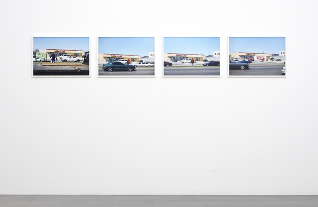 """, 'New Orleans (Kings Meat) from the serie """"a Shimmer of possibility"""",' 2004-2006, carlier 