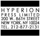 Hyperion Press Ltd.