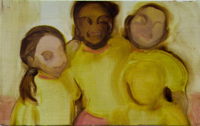 , 'Untitled (Dancing Girls 1),' 2018, James Freeman Gallery