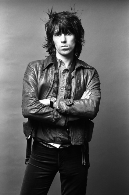 , 'Keith Classic, Keith Richards, Los Angeles,' 1972, Holden Luntz Gallery