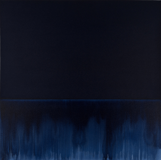 Juan Alonso-Rodríguez, 'Indigo Flow 7', 2018, Slate Contemporary