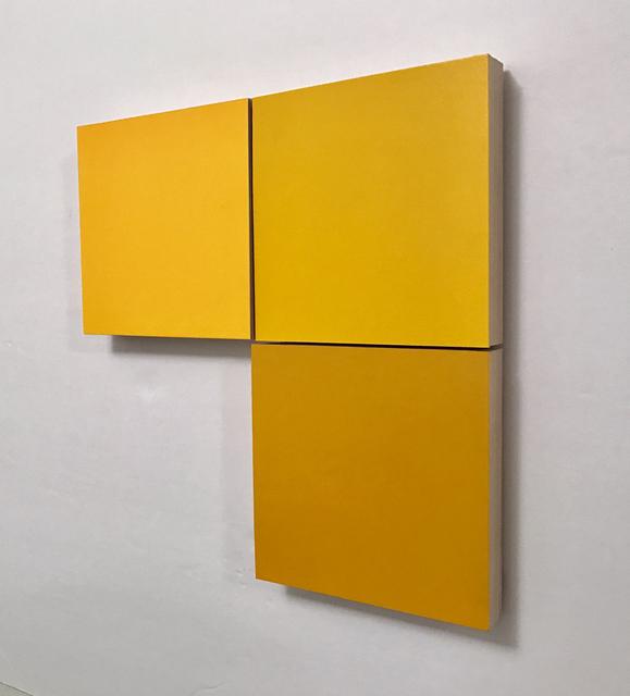 , '[ Fall Sunset ] Triptych,' 2017, Spotte Art