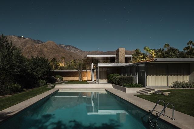 , 'Kaufmann Desert House - Midnight Modern,' 2018, ARTITLEDcontemporary