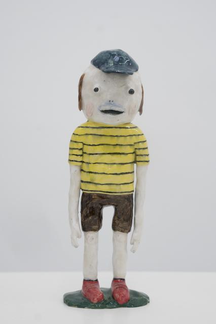 , 'Small White Duck with Bee Shirt,' 2017, Ruttkowski;68