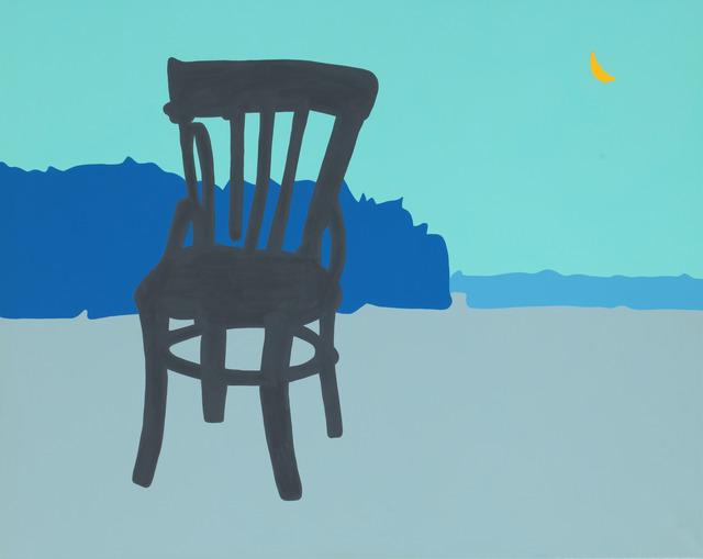 , 'Night,' 2012, Gridchinhall