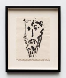 Untitled, Portrait of Ed Moses