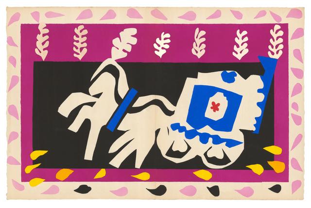 , 'L'Enterrement de Pierrot,' 1947, Sims Reed Gallery