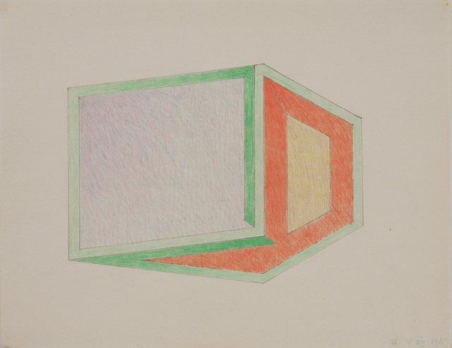 , 'IV4VII,' 1967, David Richard Gallery