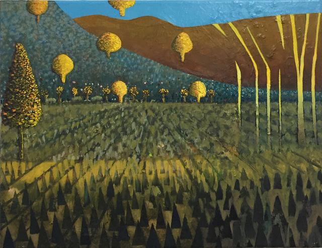 , 'Saffron, Spring ,' 2018, Albert Baronian