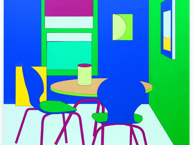 Joanna Lamb, 'Laminex Interior 201303,' 2013, Sullivan+Strumpf