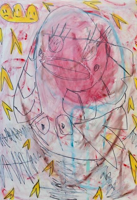 Adam Handler, 'Fluttering Eyes at Kitchawan', 2019, Madelyn Jordon Fine Art
