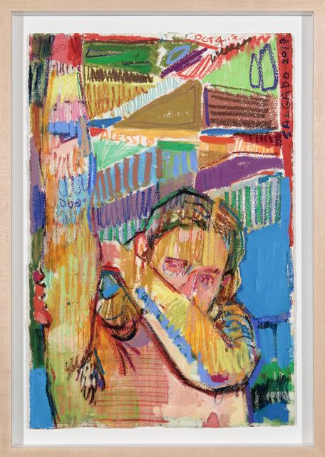 , 'St. Sebastian,' 2018, Christopher Moller Gallery
