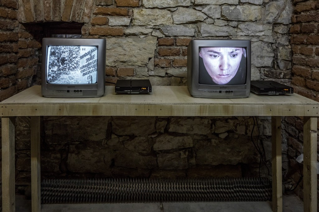 Anna Daučíková, '33 Situations (excerpt)'. Installation view of 'Anna Daučíková'.