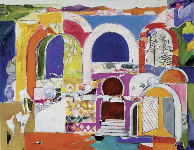 , 'Old Tangier,' 2013, Catto Gallery