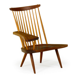 Lounge Chair with Arm, New Hope, PA