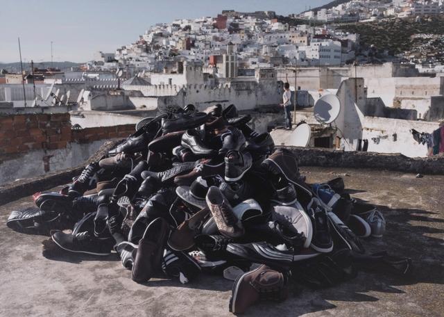 , 'Zapatos de Tetuán,' 2015, ADN Galeria (Barcelona)