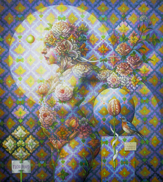 , 'Flora # 9,' 2017, Spalding Nix Fine Art