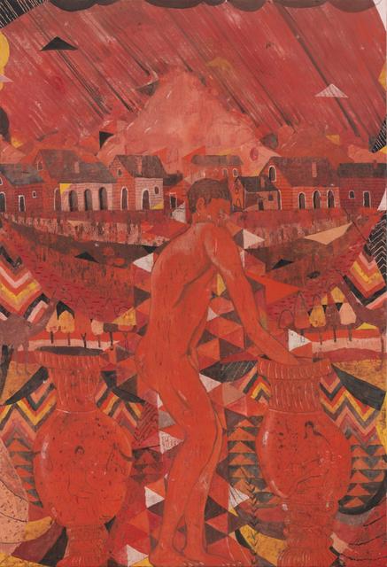 Tom Anholt, 'Time Machine V (Fire and Desire)', 2017, Hakgojae Gallery