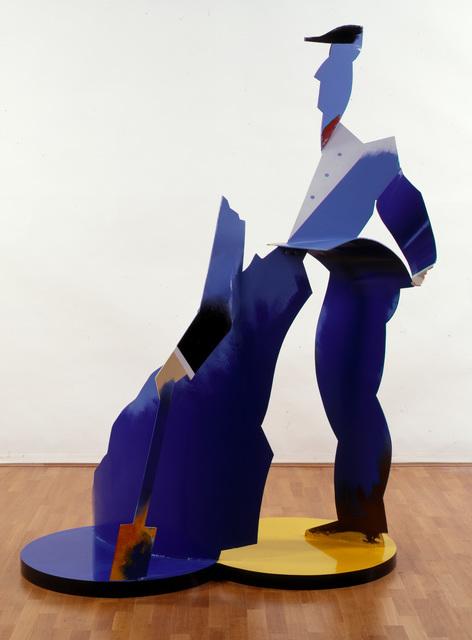 , 'Artisan I,' 1988, Michael Werner Gallery
