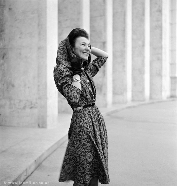 , 'Fashion Shoot [Schiaparelli], Paris, France ,' 1945, Lee Miller Archives