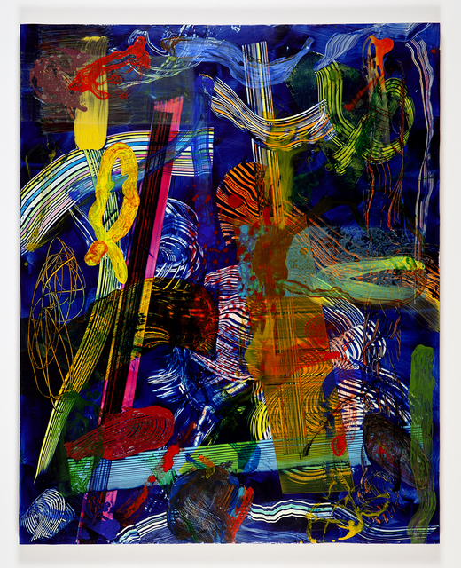 , 'Seeker,' 2018, Nancy Hoffman Gallery