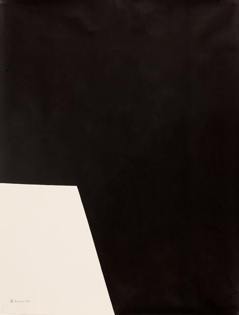 Zarina Hashmi, 'Untitled ', 1972, DAG