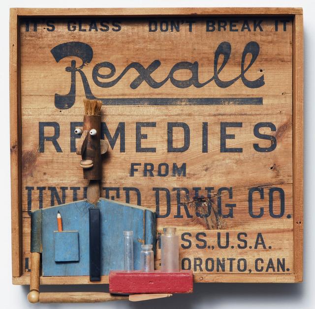 , 'Rexall Drugist,' 2013, Clark Gallery