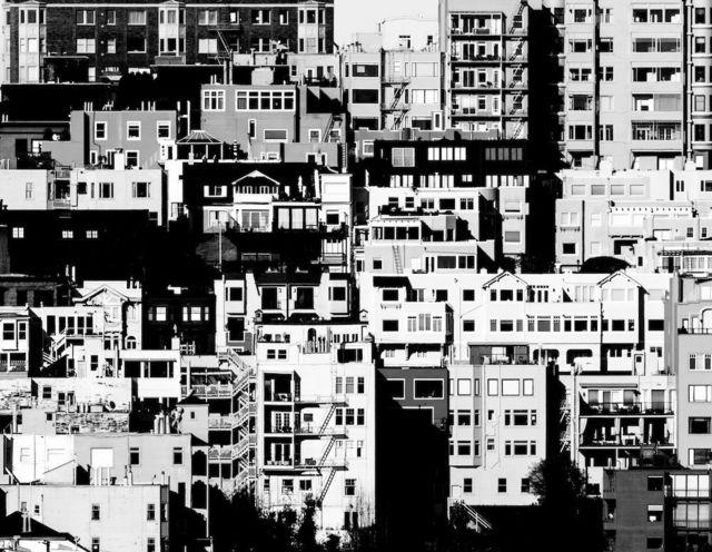 , 'San Francisco VI,' 2014-2019, Copley Society of Art