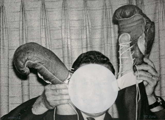 , 'Hands & Feet: Hands, Gloves & Person,' 2017, Gemini G.E.L. at Joni Moisant Weyl