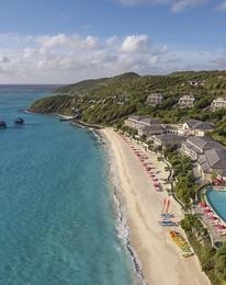 A Three-Night Stay at Pink Sands Club, Canouan
