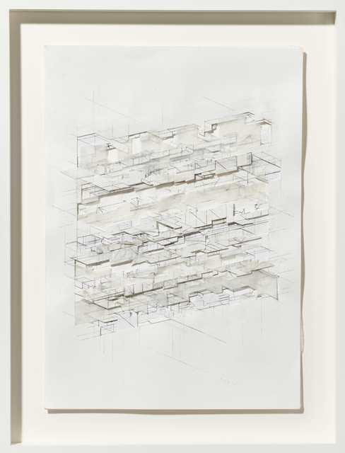 , 'Pieces m1,' 2017, Galerie Ron Mandos