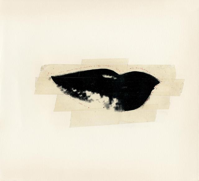 , 'Lips,' ca. 1975, Danziger Gallery