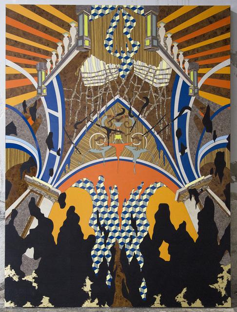 """, 'From series """"Palaces"""" (Palácios),' 2014, Galeria Emma Thomas"""