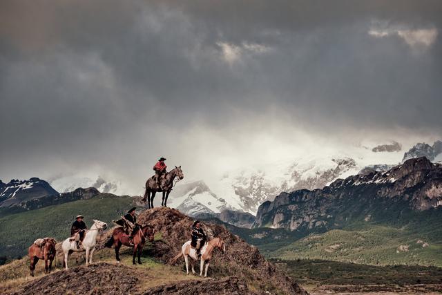 , 'Paraque National Los Glaciares, Cerro Pietrobelli, Patagonia Argentina,' 2011, Atlas Gallery