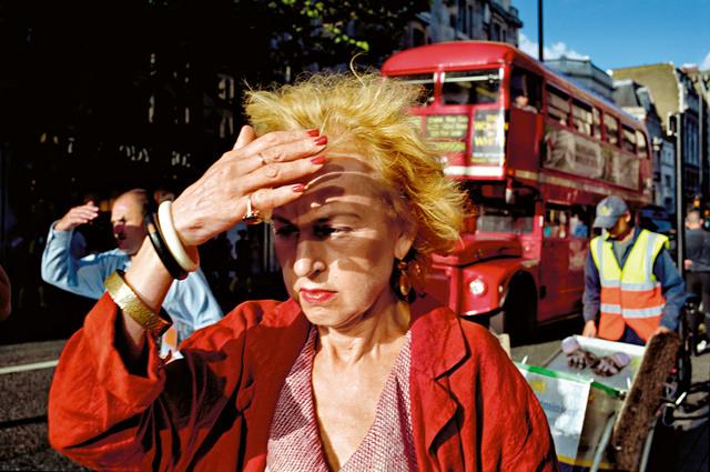 Matt Stuart, 'Oxford Street. London, England. GB', 2004, Magnum Photos
