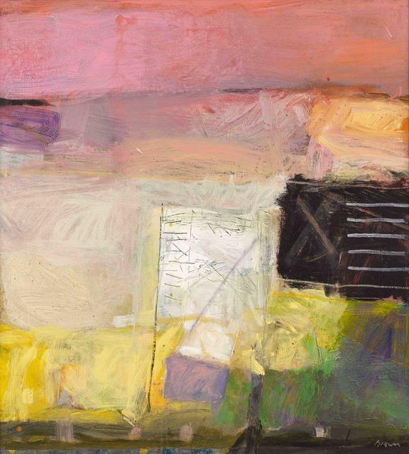 John Brown, 'Doors and Windows - Havana', 2018, Painting, Acrylic, Tatha Gallery